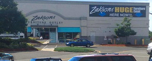 Zaksons Fine Furniture Outlet Center