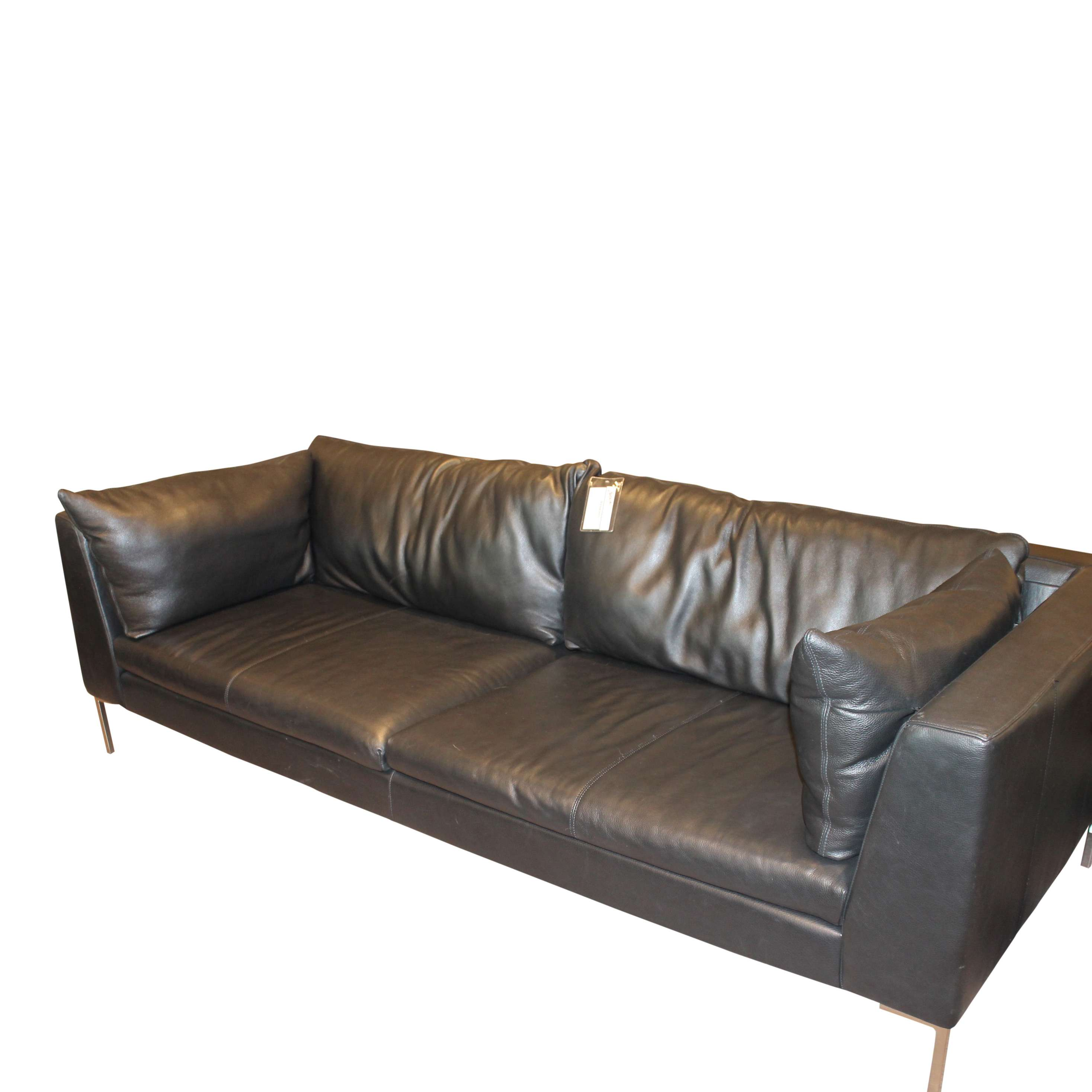 inspiration leather leather - American Leather Sofa